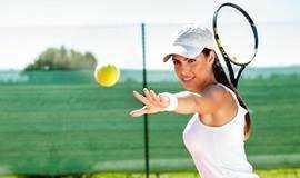 【单身星酋】9.23日 是时候带你们玩下俊男靓女都爱的新潮运动了 | 趣味网球新手课
