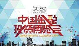 外汇金融博览会武汉站巡展
