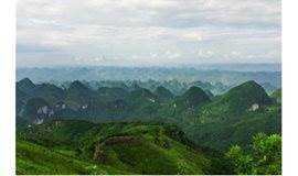 【成行·莫六公】9.22/23(两期) | 攀登莫六公顶赏清远最美山脊徒步路线1天