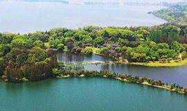 要交友来徒步,9月22日徒步东湖公园5A级湖中绿道