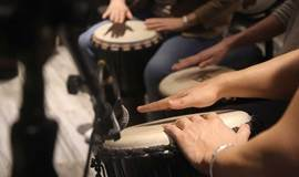 宝丽鑫非洲鼓队∣优秀的人都喜欢出去浪