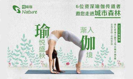 超治愈森林瑜伽,跟着自然做运动