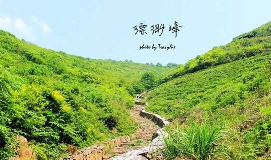 9 .23 登江南第一高峰,苏州西山缥缈峰,领略太湖风光