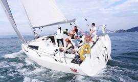 (成行)中秋/国庆【帆船出海】帆船激浪出海,海上帅气皮划艇,最美海景骑行