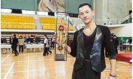 【拉丁舞体验】和乌克兰拉丁冠军共舞!