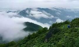【周末】相约覆卮山:登秀美山峰,赏千亩梯田,触冰川遗迹(1天活动)