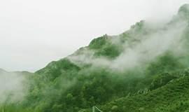 周末1日  挑战北京最高峰一灵山 海拔2303m
