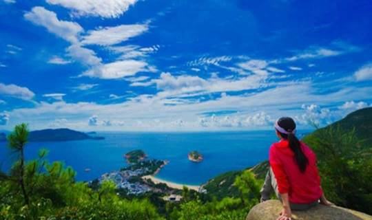【已成行】中秋节 | 港岛径精华段龙脊线轻装穿越 第4期 9月23日