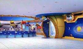 【国庆专场/把太空搬到游乐园】99元=1大1小太空学院主题乐园亲子票~节日通用不加收!