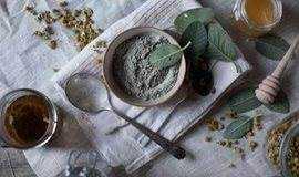 【由心咖啡】 一杯咖啡的乐享时光丨DIY茶粉手膜