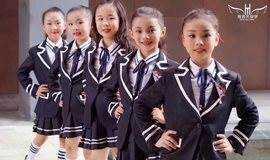 2018中国国际儿童时尚周-绿色潮流▪海涛天使梦童装高定作品发布