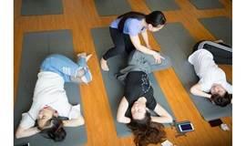 上班族瑜伽,放松舒压,元气满满