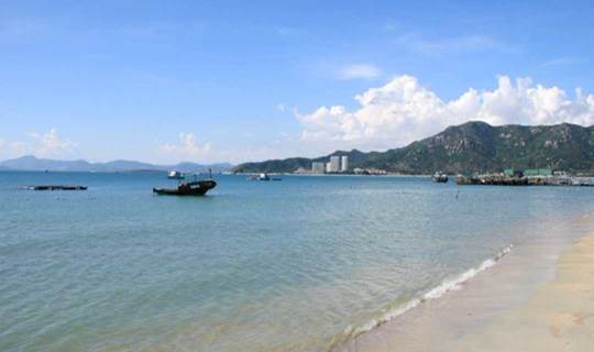 9月23日周日 相约惠东情人湾 醉美沙滩逐海浪