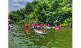 【国庆·行摄/桨板】10.1-7号每天出发 | 旅拍浈阳峡古镇,岩前桨板体验,赏湿地美景1天活动
