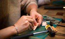 缝出你的故事——10月20日手工皮具DIY
