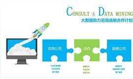 大数据助力咨询战略合作计划