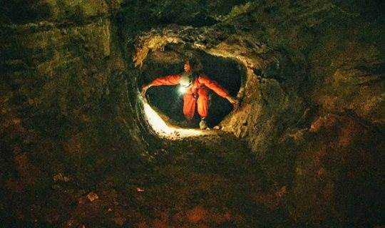 让洞穴探险更轻松简单,四马台天坑体验【另类休闲活动】