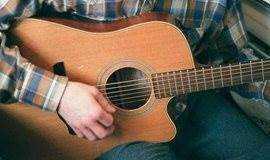 追梦音乐#吉他一对一体验课#—从乐器小白到自弹自唱只需要1小时