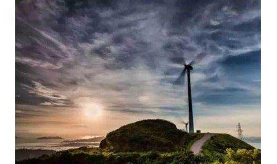【海岸线徒步】10月21日(周日)高栏港海岸线徒步穿越,穿越小三浪看大风车