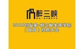 2018创业家·醉三峡生意学院(宜昌)社群大会