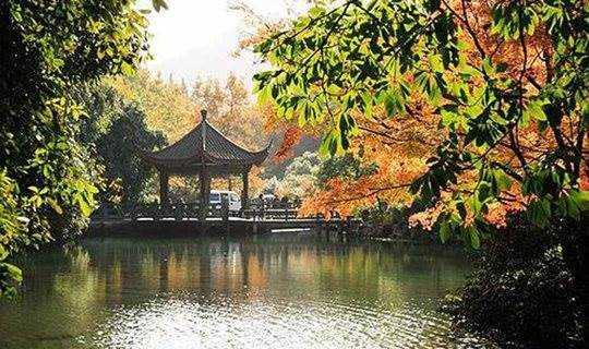 10.20 漫步杭城最美九溪十八涧,品龙井茶, 逛十里琅珰