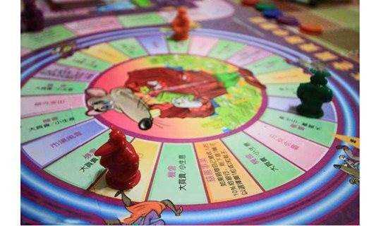 """【财商游戏】欢乐现金流,钱居然可以这么""""玩""""!!!"""