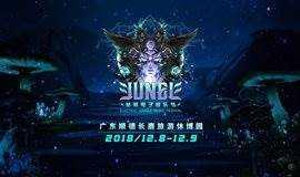 2018丛林电子音乐节