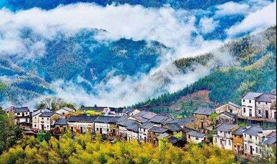 10月27日   遇见最美的云上古村——木梨硔