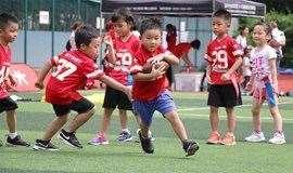 广州 | 带孩子玩一场原汁原味的美式橄榄球,学习橄榄球基础知识冲刺达阵!