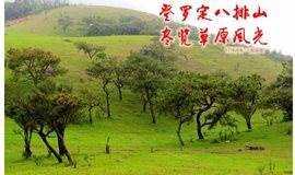 11月3日周六 登罗定八排山 尽览草原风光
