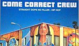 COME CORRECT hip hop 之夜!