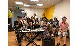 合唱团开课啦!每周六下午教唱一首好听的流行歌,零基础也可以来玩!