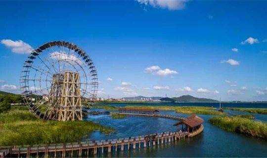【单身专题】相约太湖最美湿地,漫步千年古镇-木渎(1天)