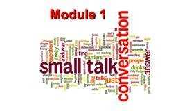 限20人商务英语|Small Talk - for better cooperation- [Shaun MBA from UK]