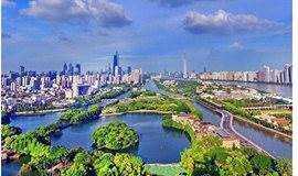 要交友来徒步,10月27日徒步广州东山湖公园,体验岭南特色的小桥流水