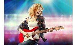 1对1零基础吉他培训 音乐才艺培训