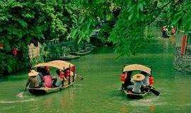 1天游【周末】顺德周庄逢简水乡、游船、双皮奶、均安蒸猪、广东四大名园之清晖园、舌尖上的中国美食之旅