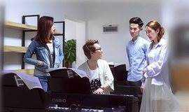 双11活动钢琴/吉他小组课10课时