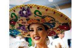 墨西哥穿越之旅嘉年华,带你完成从北京到墨西哥的极速穿越