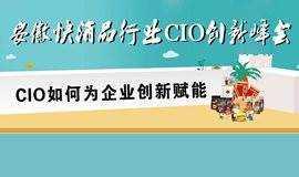 2018安徽快消品行业CIO创新峰会