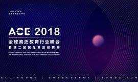 11.11趣活节|ACE2018全球素质教育行业峰会
