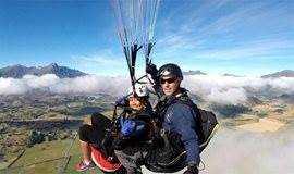 【滑翔伞】带给你不一样的体验,看不一样的帝都