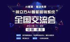 销立方AI智能营销系统全国交流会——武汉站
