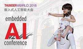 ThunderWorld2018 嵌入式人工智能大会