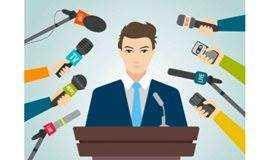 企业英语|演讲技能-主题论点转换和提问技巧