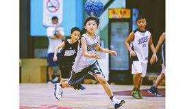 NBA Time - 美式篮球亲子活动