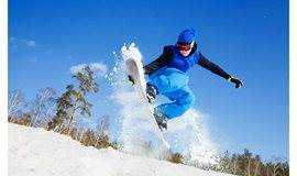 滑雪直通车:【云佛山】滑雪不限时(赠送全天滑雪票)