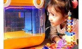 <0元体验3D打印>自主设计3D模型,让孩子亲手打印出自己的创造力!