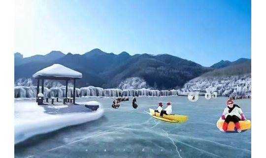 |印象•北京雪乡|第二届玉渡山雪世界 特价128全含