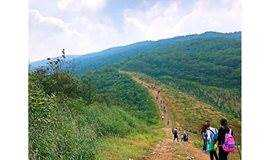 「特价99元」12.31穿越大嵩岭,漫步福泉山,轻装行走山脊线